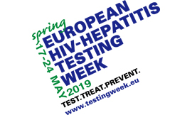 Logo: European HIV-Hepatitis-Testingweek